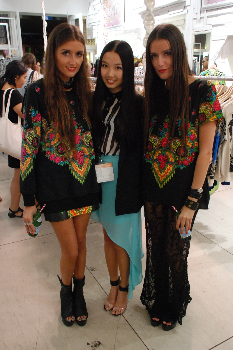 Princess Polly, Sydney, Pitt St, store opening, launch, Howtwolive,
