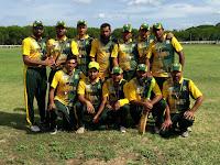 Vincitore Trofeo Esordienti 2015: ICS Cento Cricket Club