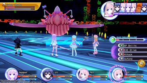 Hyperdimension Neptunia Re;Birth2 - PC (Download Completo em Torrent)
