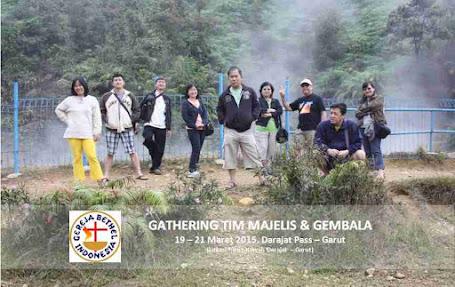 Gathering Tim Majelis & Gembala