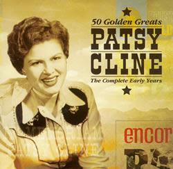 la verdadera Patsy Cline canta: