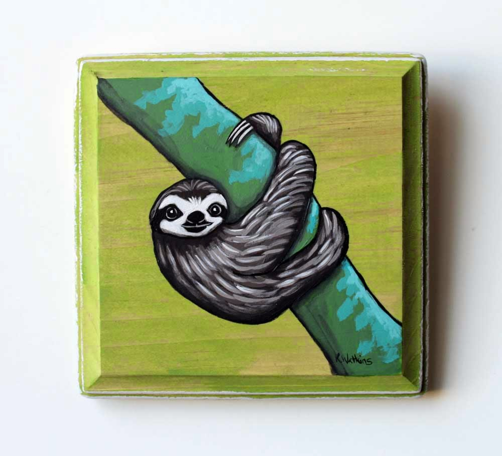https://www.etsy.com/listing/172515656/sloth-original-wall-art-acrylic-painting?ref=shop_home_active