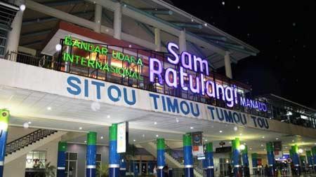 Nomor Call Center Bandara Sam Ratulangi Manado