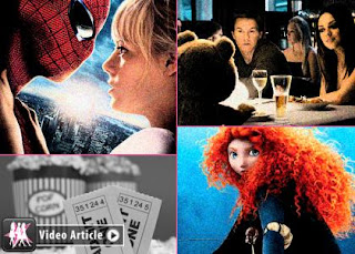 'The Amazing Spider-Man' Climbs Atop the Movie World » Gossip | The Amazing Spider-Man