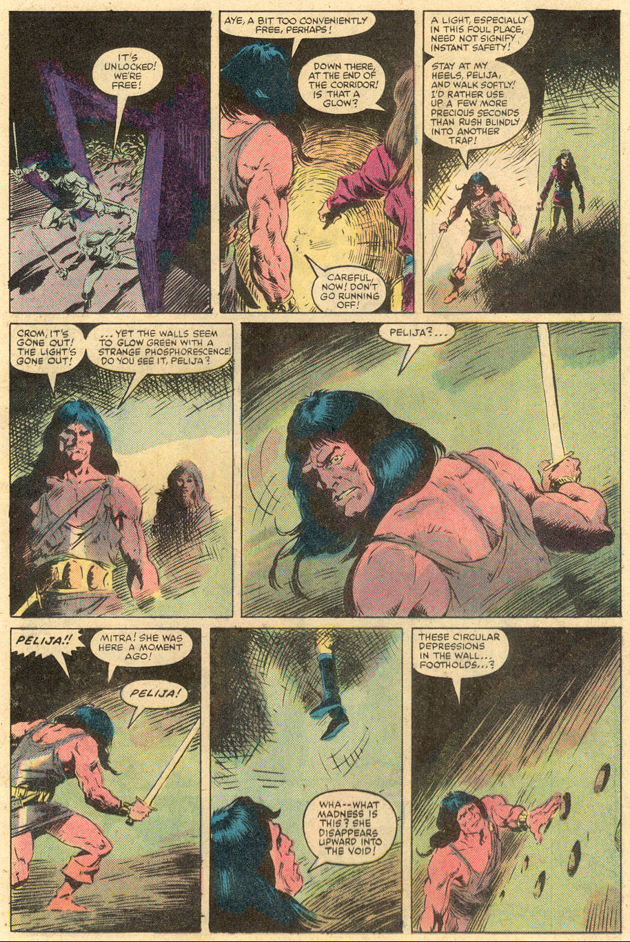 Conan the Barbarian (1970) Issue #138 #150 - English 18