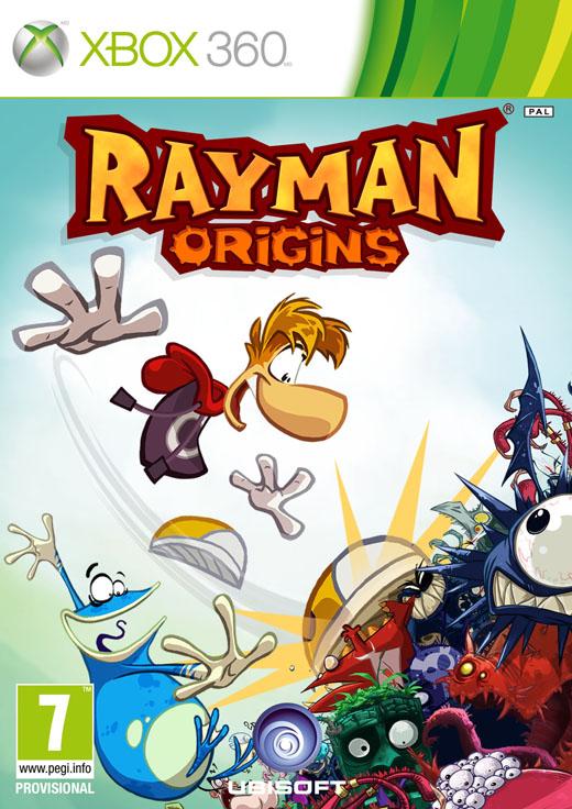 Rayman Origins [XBOX360]