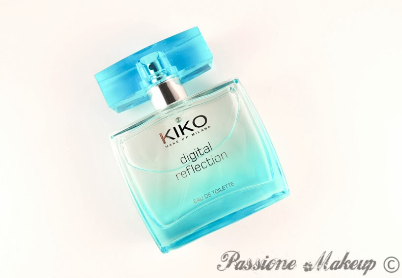 kiko digital emotion Digital Reflection Eau de Toilette