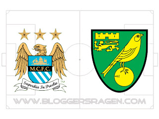 Prediksi Pertandingan Norwich City vs Manchester City