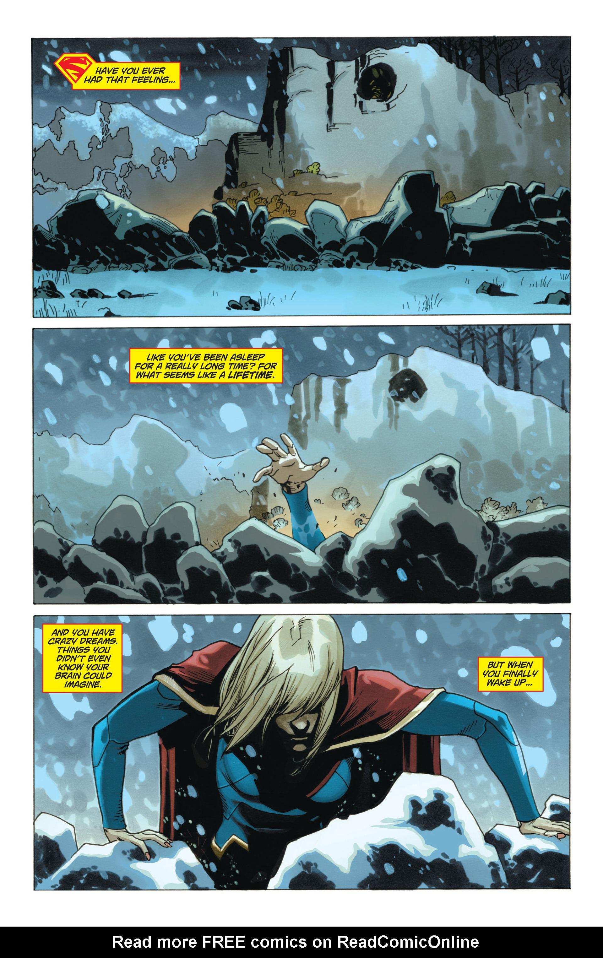 Supergirl (2011) Issue #1 #3 - English 5
