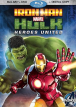 regarder en ligne Iron Man And Hulk Heroes United Streaming (version francais)