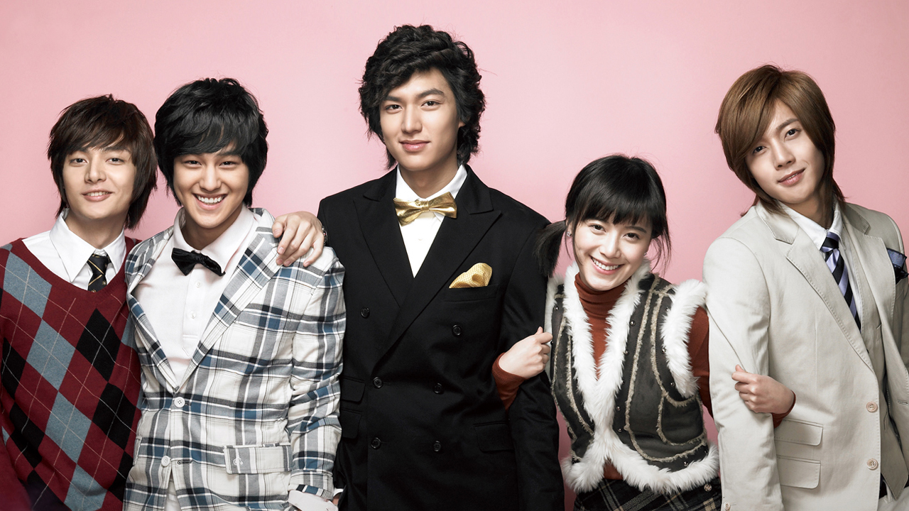 Everything: Boys Over Flowers. :)