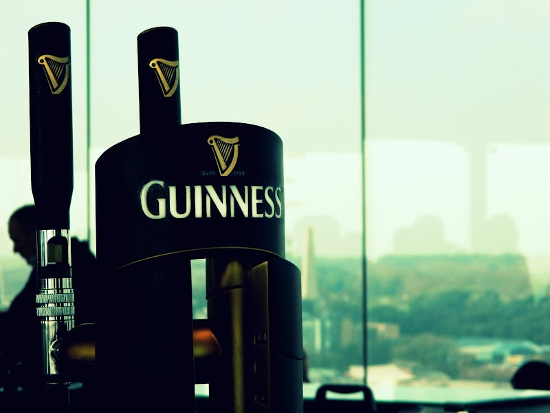 EXHIBITION | THE GUINNESS STOREHOUSE