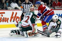 Minnesota Wild and Montreal Canadians