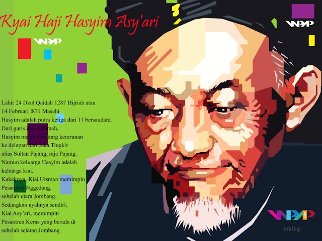 KH Hasyim Asy'ari: Wahabi Adalah Duri Dalam Daging Umat Islam