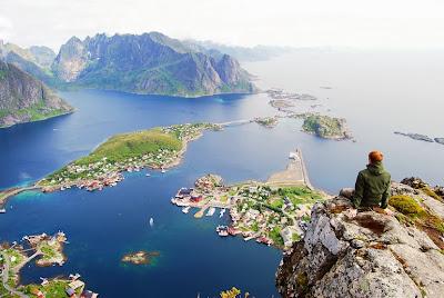 جبال النرويج