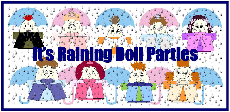 "THANKS FOR VISITING ""IT'S RAINING DOLL PARTIES."" WE HOPE YOU ENJOYED YOUR VISIT."