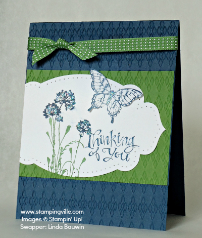 Serene Silhouettes Stamp Set by Stampin' Up!