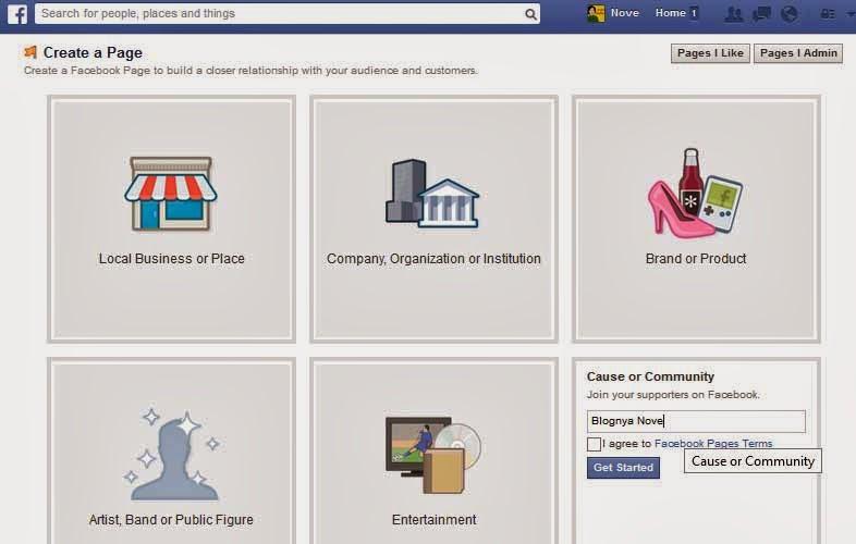 Cara Membuat FanPage Facebook Dan Memasangnya Di Blogspot 1