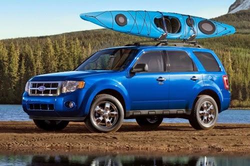 Ford Escape popular
