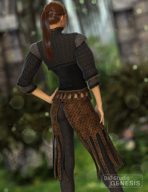 Avalon Aventure Outfit