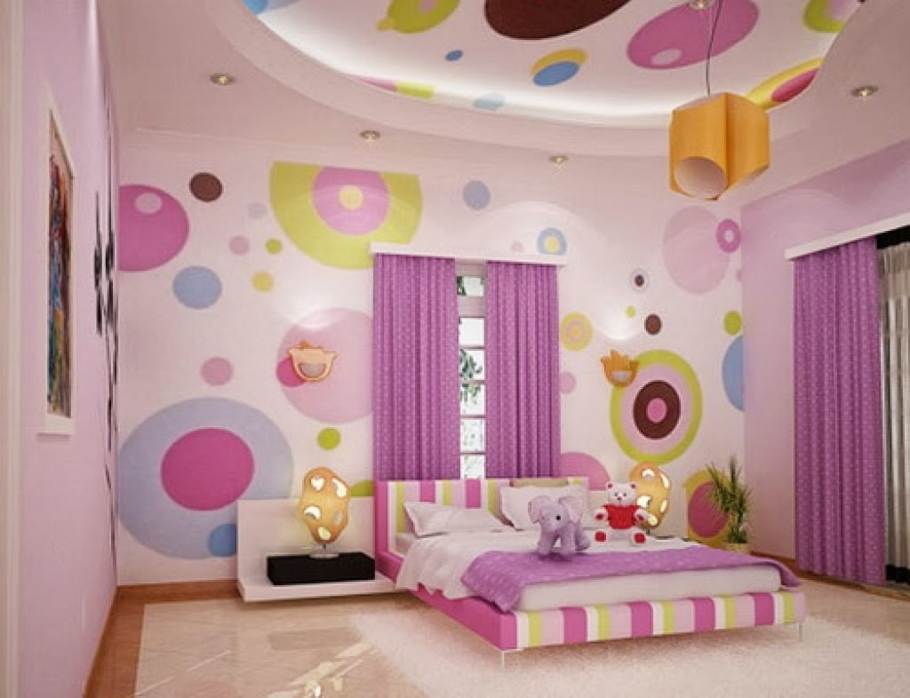 Decorating a Pink Bedroom The Most Creative Ideas  Decorating a Pink Bedroom  The Most Creative. Bedroom Wallpaper Ideas Decorating   makitaserviciopanama com