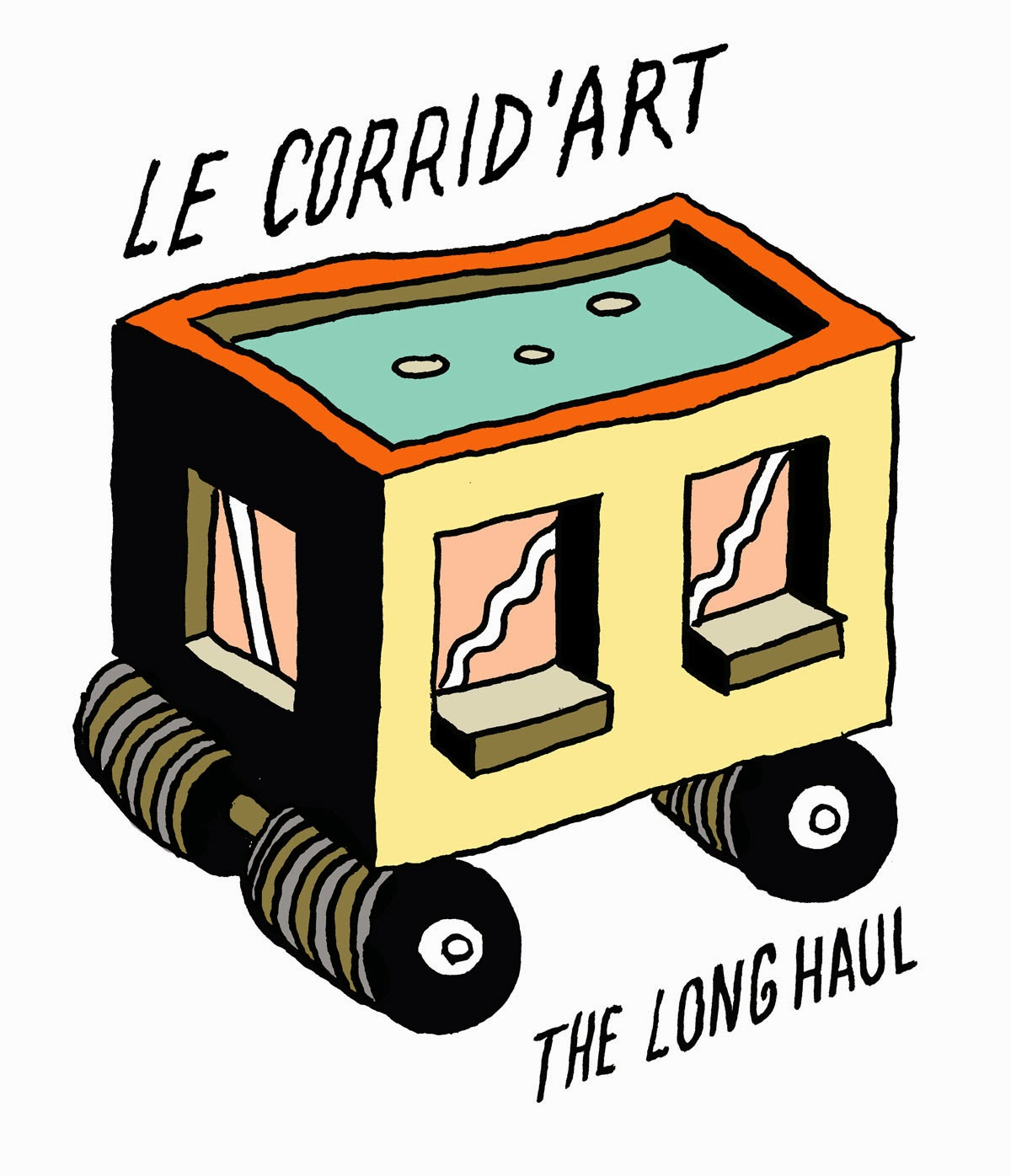 Le Corrid'art / The Long Haul