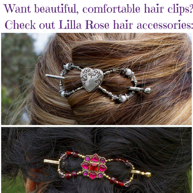 Shop Lilla Rose Hair Accessories