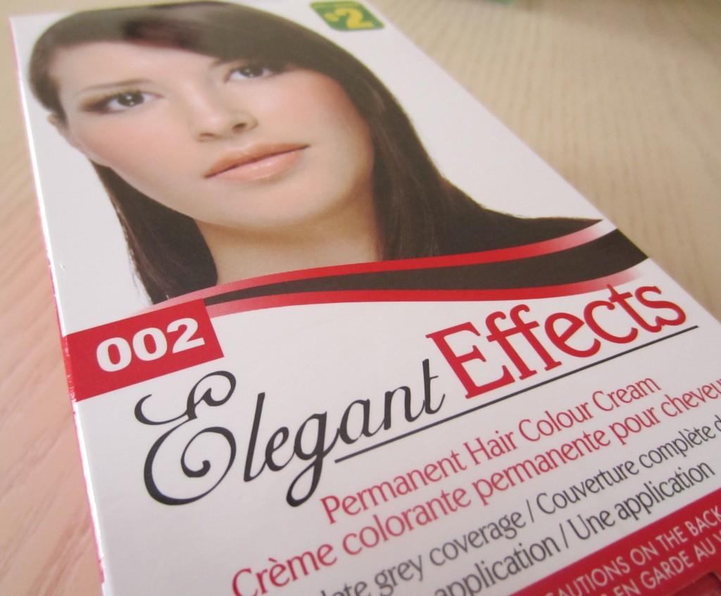 teinture cheveux elegant effects et revlon collaboration - Coloration Cheveux Revlon