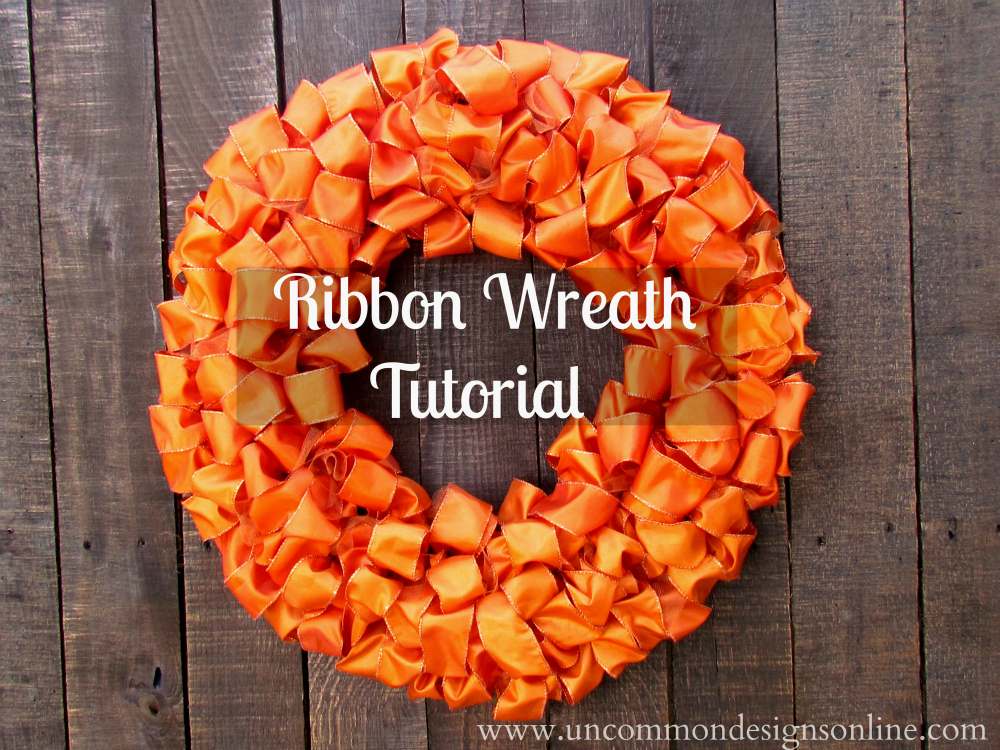 Wire Ribbon Wreath Instructions Wire Center