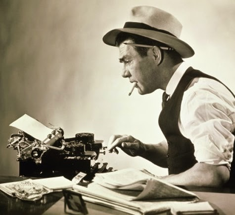 newspaper reporter