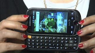 Samsung Intercept Review