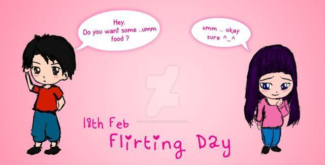 Flirt Day Messages