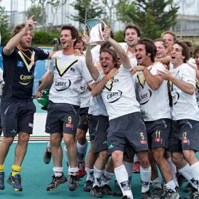 HOCKEY HIERBA-Club de Campogana es el vencedor de la Copa