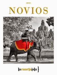 Catálogo La cuarta Isla Novios 2015
