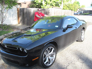 Challenger still has the look, the feel, the vroom