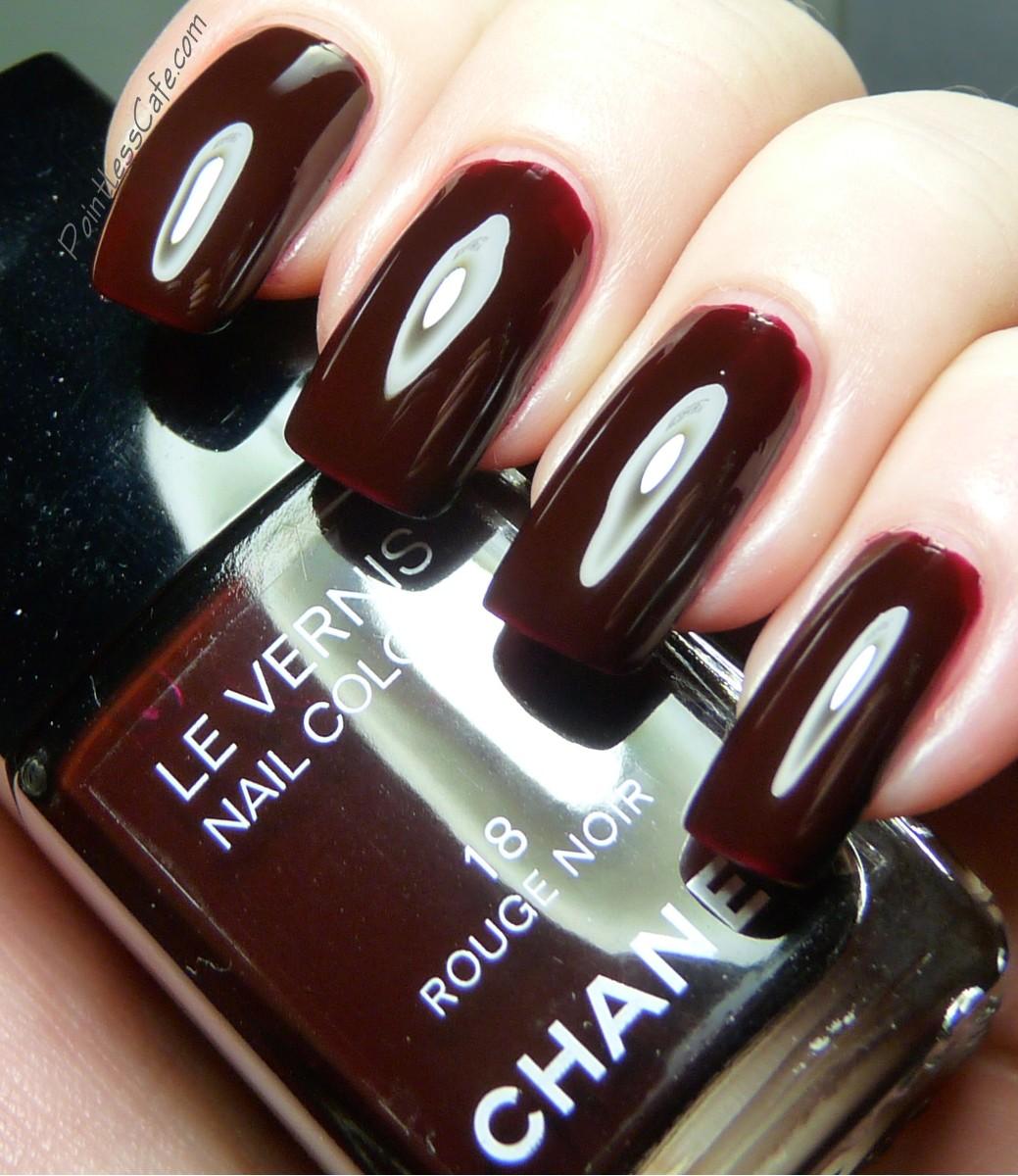Chanel Rouge Noir 18 Lipstick Chanel 18 Rouge Noir