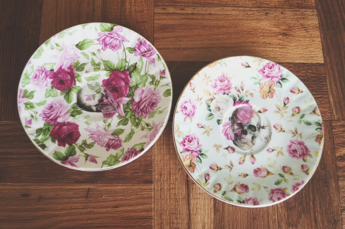Small Decorative Plates Diy Vintage Photo Plate Wild Amor