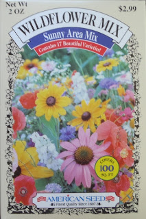 Wildflower Mixed Seeds by DearMissMermaid.com
