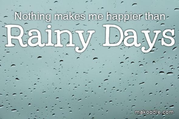 Auto Quot Blog Quot Raphy Of A Waitress Amp Mom Wonderful Rainy Day