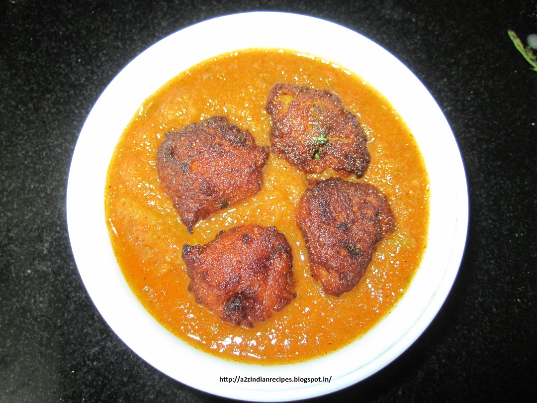Pumpkin Koftas Recipe — Dishmaps