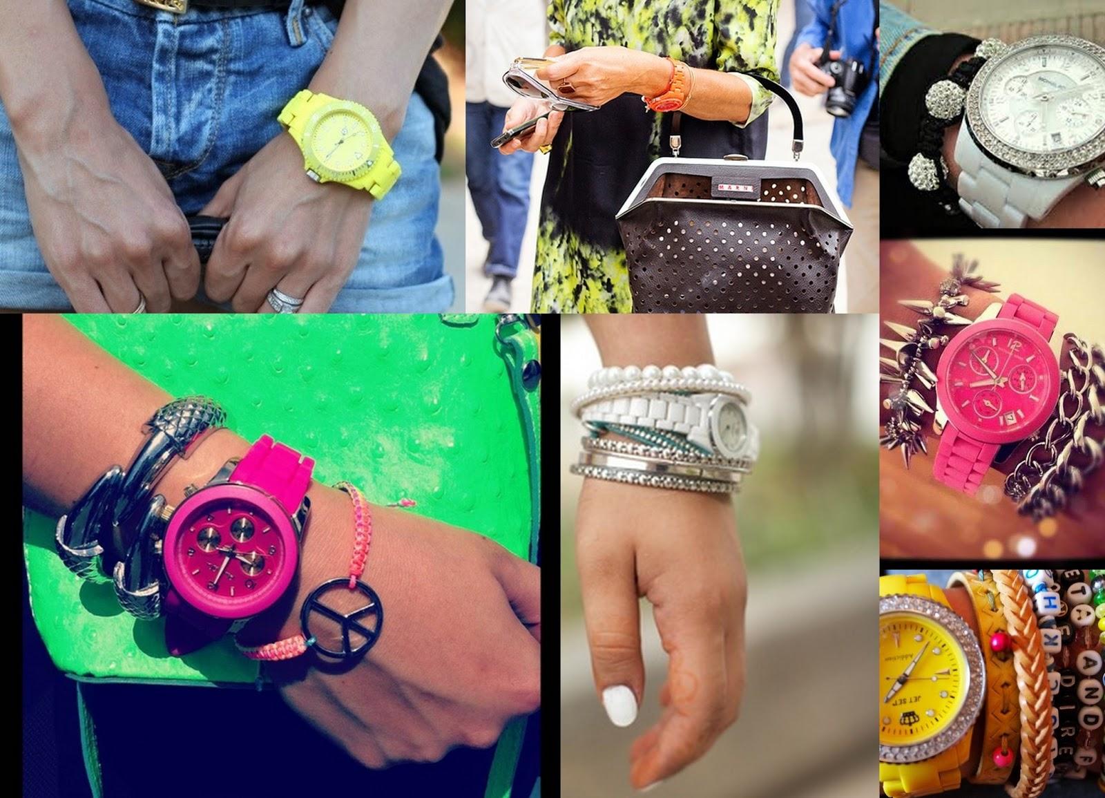 welke arm horloge