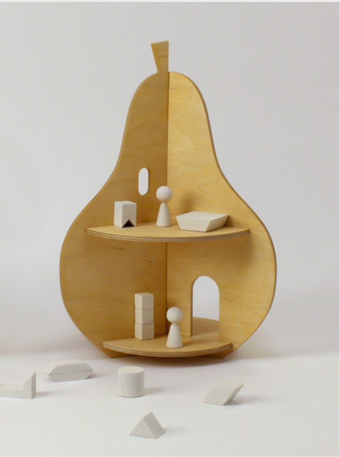 plywood storage for kids from rockandpebble