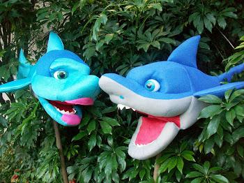 Titeres tiburon