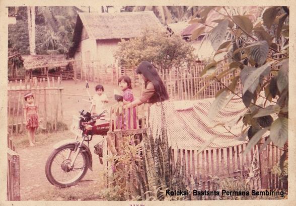 Suasana Kampung Karo, Patumbak di tahun 1983