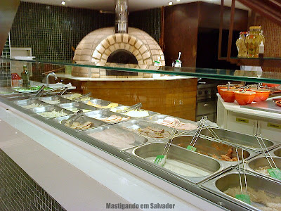 Raízes: Ingredientes para os Sanduíches e forno