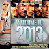 2449.-Welcome To 2013 (Mixed By DJ Battle) 2013   Hip-Hop, Rap |