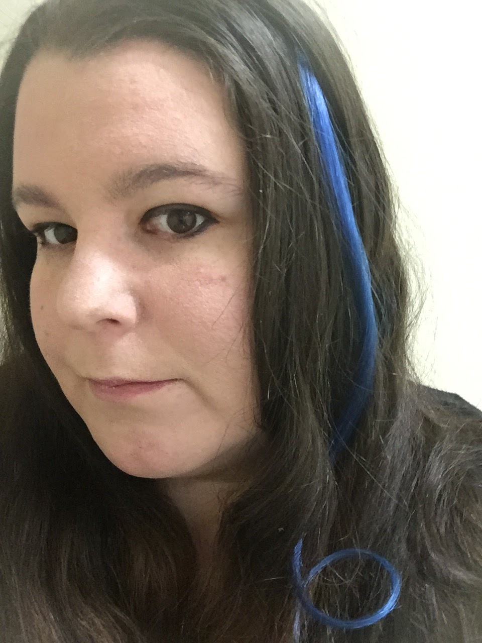 Pop Clip in color strips by Hair U Wear