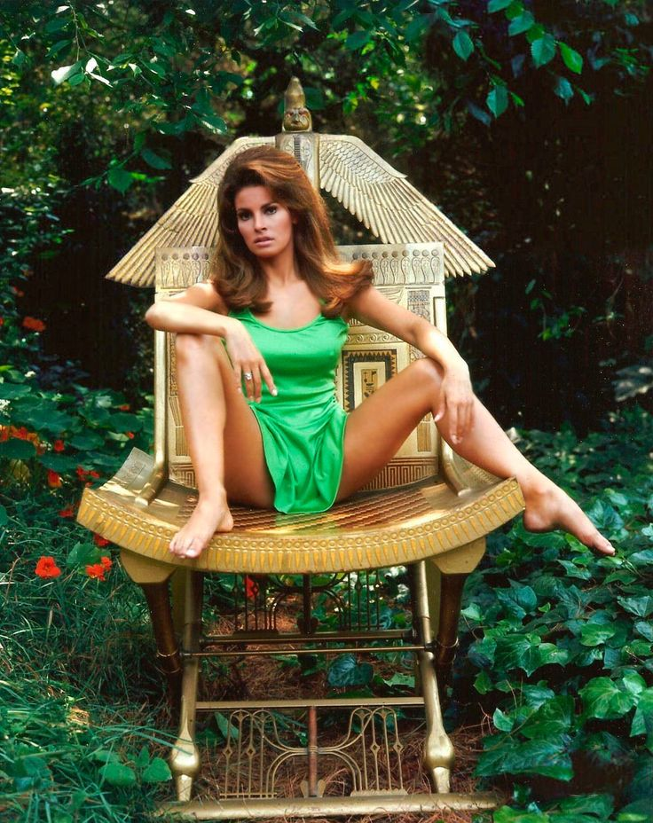 Can raquel welch movies