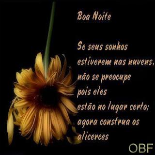 Frases de Boa Noite, Sua noite pode ser melhor com uma frase.