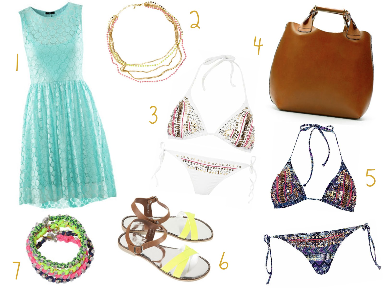 WISHLIST: Summer Holiday | Charlottes Collection
